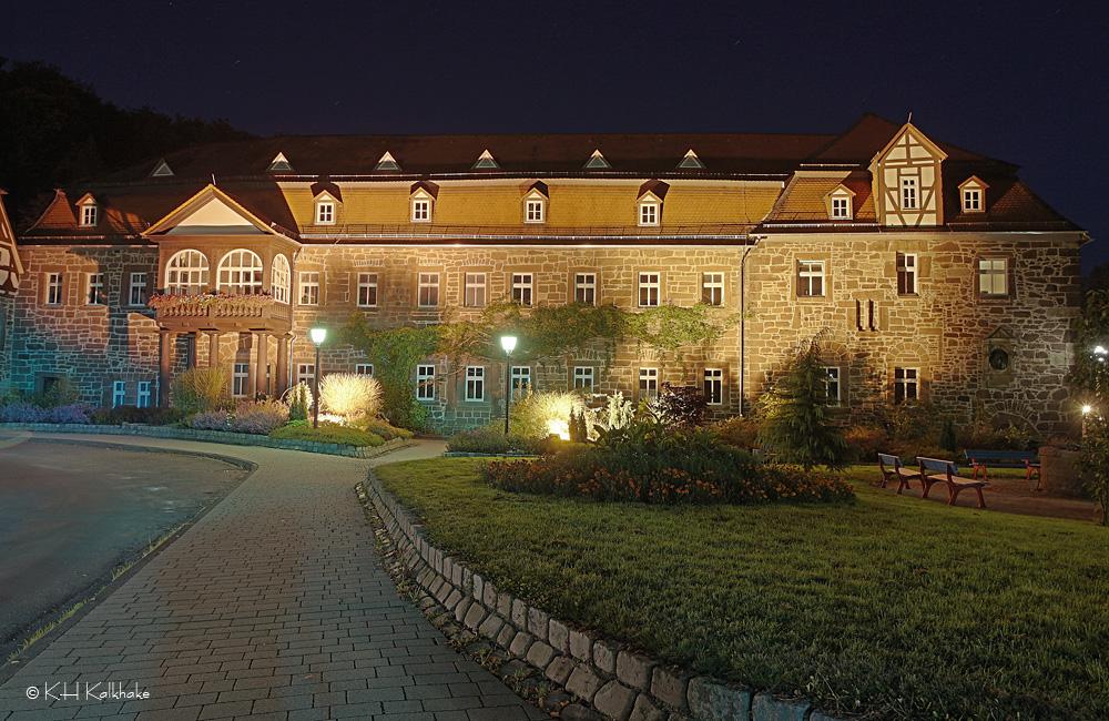 Klinikgebäude - 1