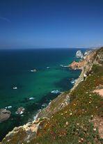 "Klippe am ""Cabo da Roca"""