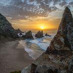 Klippen bei Cabo da Roca
