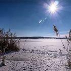 ... klirrende Kälte ...