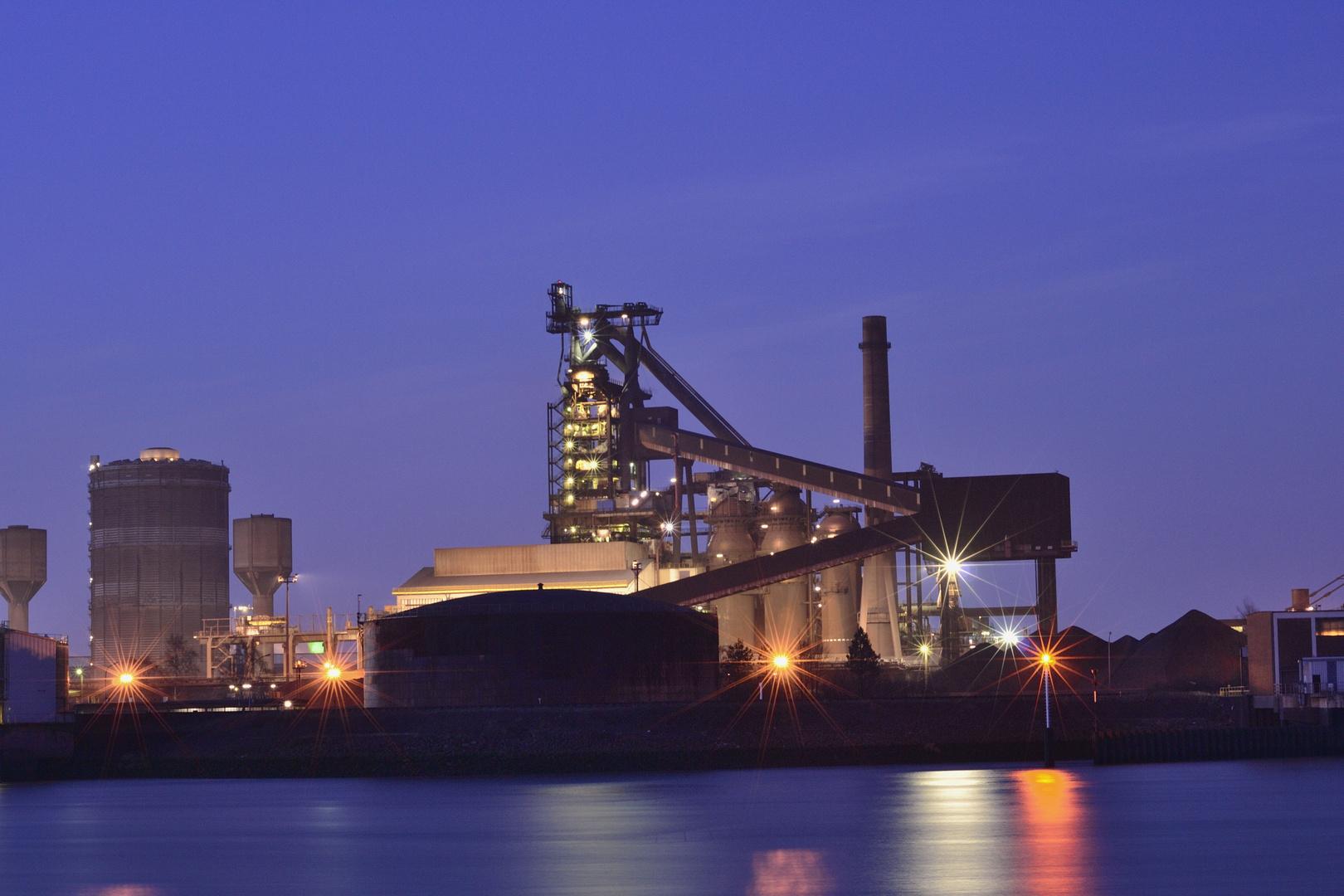 Klöckner Stahlwerk Bremen 2