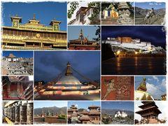 Klöster und Tempel in Nepal und Tibet