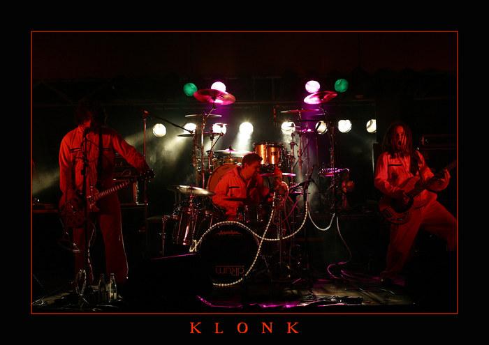 KLONK@CAMPUSFEST 2004 DORTMUND