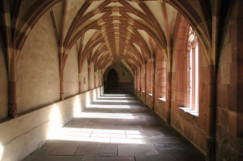 Kloster Alpirsbach - Kreuzgang