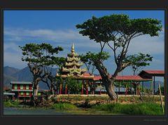 Kloster auf dem Inlesee