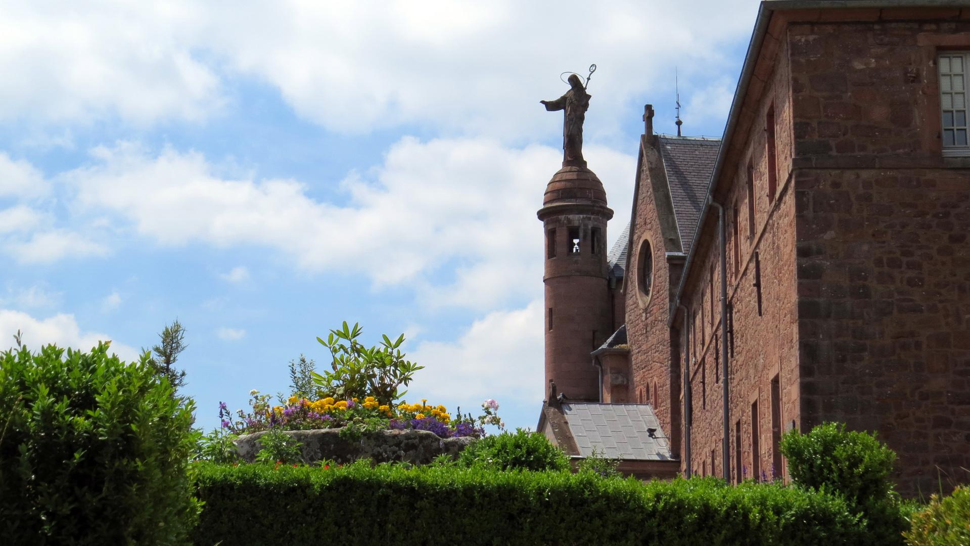 Kloster auf dem Odielienberg, Elsass