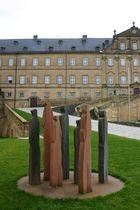 Kloster Banz en Bad Staffelstein Jardin