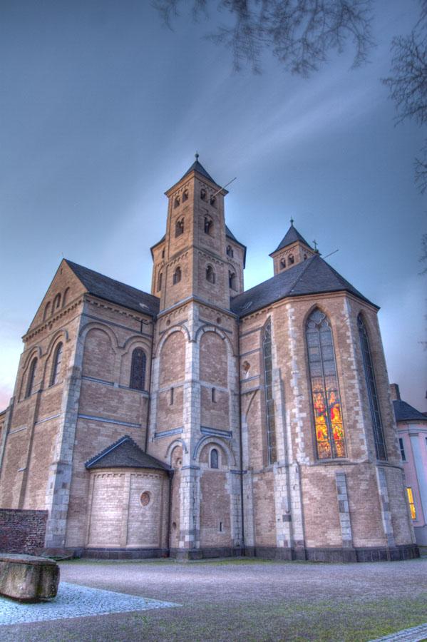 Kloster Basilika in Knechtsteden