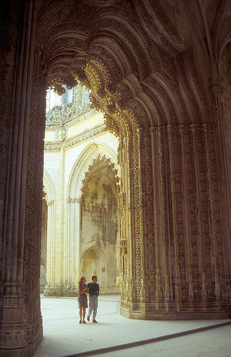 Kloster Batalha (Portugal)
