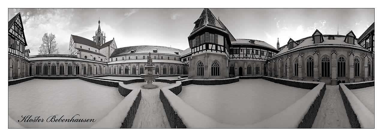 .. Kloster Bebenhausen ..