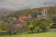 Kloster Bebenhausen im Herbst