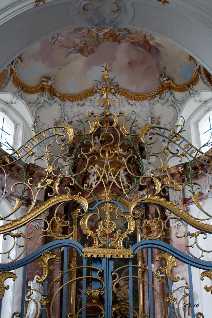 Kloster Benediktbeuern - Anastasiakapelle