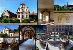 Kloster Bronnbach Collage fc