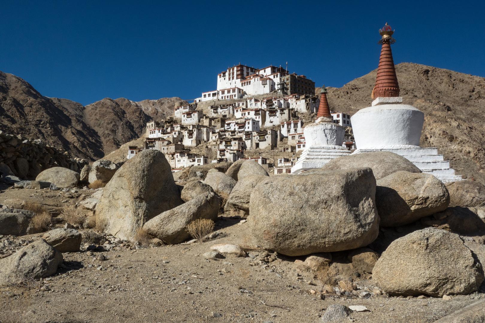 Kloster Chemre, Ladakh/Indien