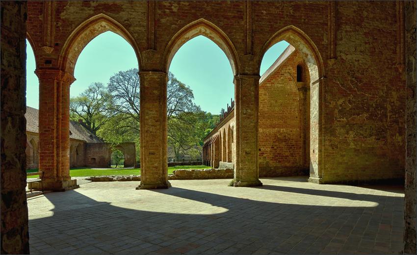 Kloster Chorin (3)..,