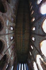 Kloster Chorin-Mittelschiff