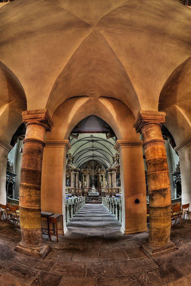 Kloster Corvey - Abteikirche 1