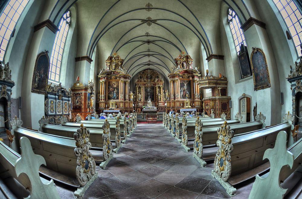 Kloster Corvey - Abteikirche 2