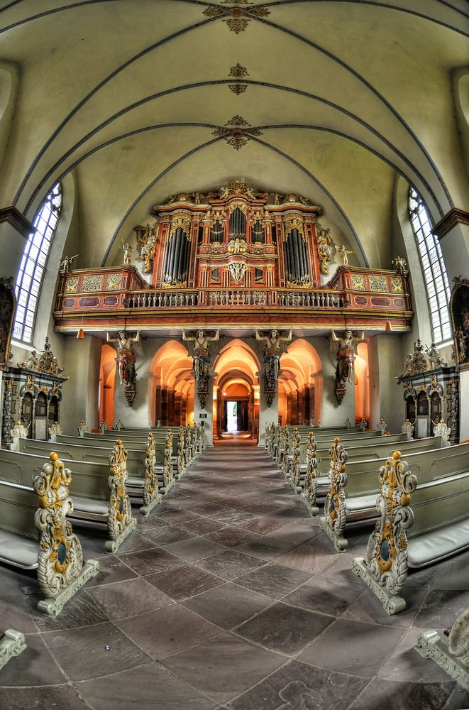 Kloster Corvey - Abteikirche 3