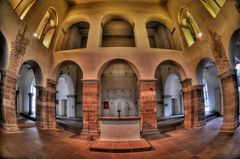 Kloster Corvey - Abteikirche 4