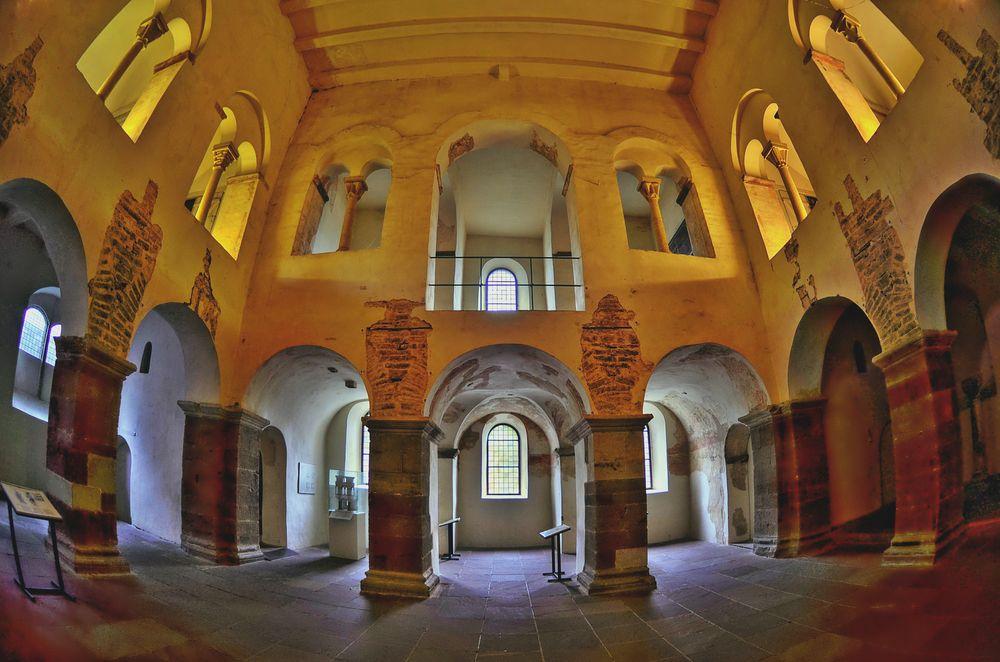 Kloster Corvey - Abteikirche 5