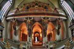 Kloster Corvey - Abteikirche 6