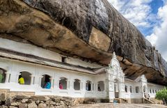 Kloster Dambulla