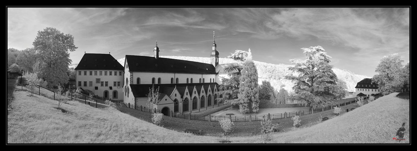Kloster Eberbach @1000nm