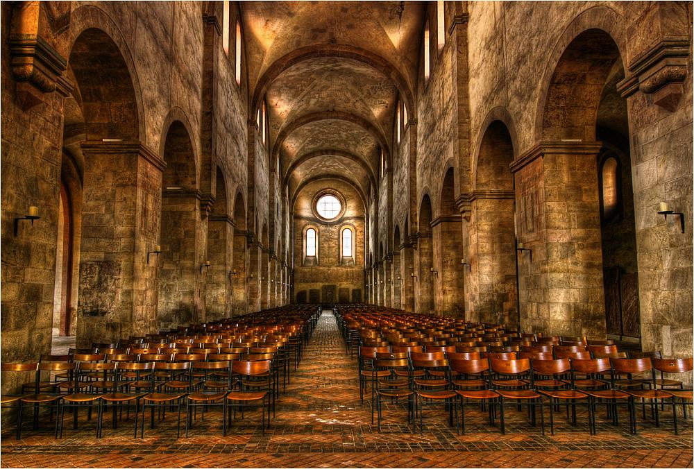 Kloster Eberbach - die Basilika
