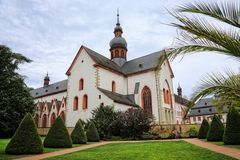 Kloster Eberbach , heute