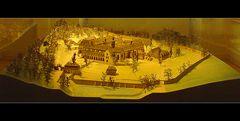 Kloster Eberbach im Modell