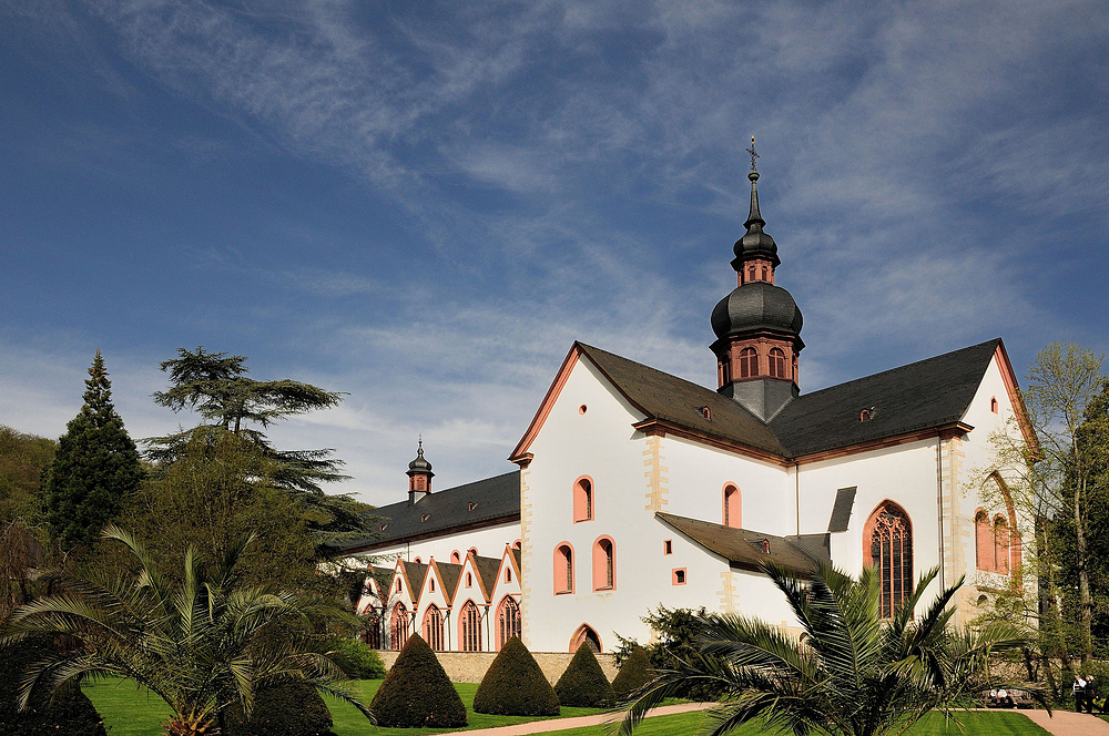 Kloster Eberbach ist ein ehemaliges Zisterzienserkloster...