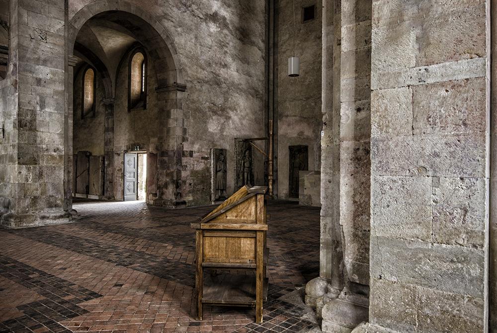 Kloster Eberbach - Kirche III