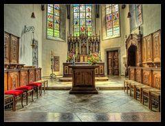 Kloster Ehrenstein HDR