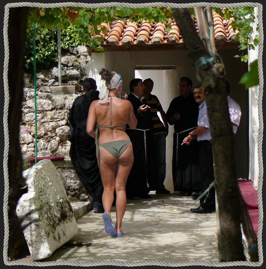 Kloster - Frau
