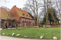 Kloster Friedhofsanlage