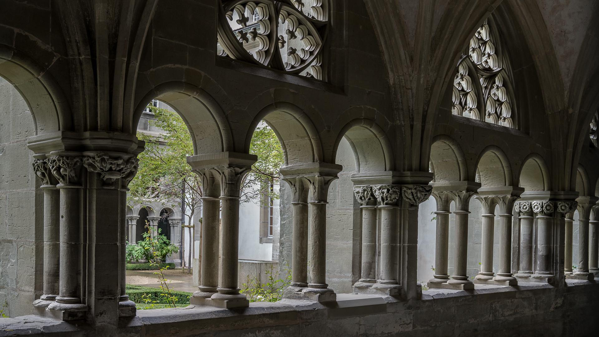 Kloster Hauterive - Kreuzgang