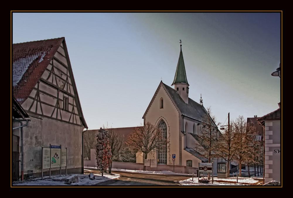 Kloster-Heiligenkreuz-Tal