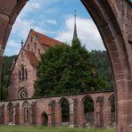 Kloster Hirsau: Marienkapelle im Torbogen