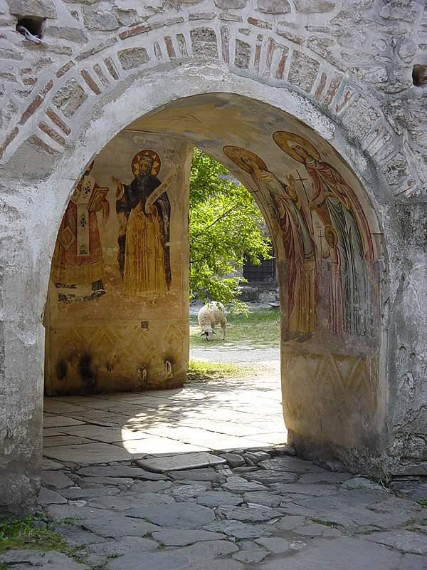 Kloster in Bulgarien