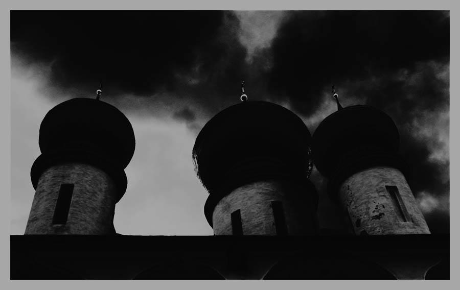 Kloster in Tikhvin