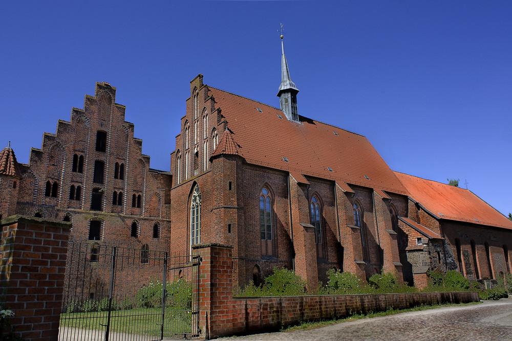 Kloster in Wiendorf