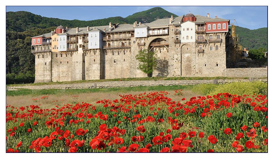 Kloster Iviron