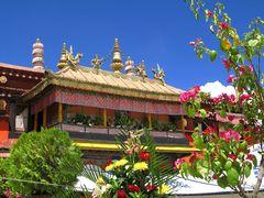 Kloster Jokhang- Lhasa