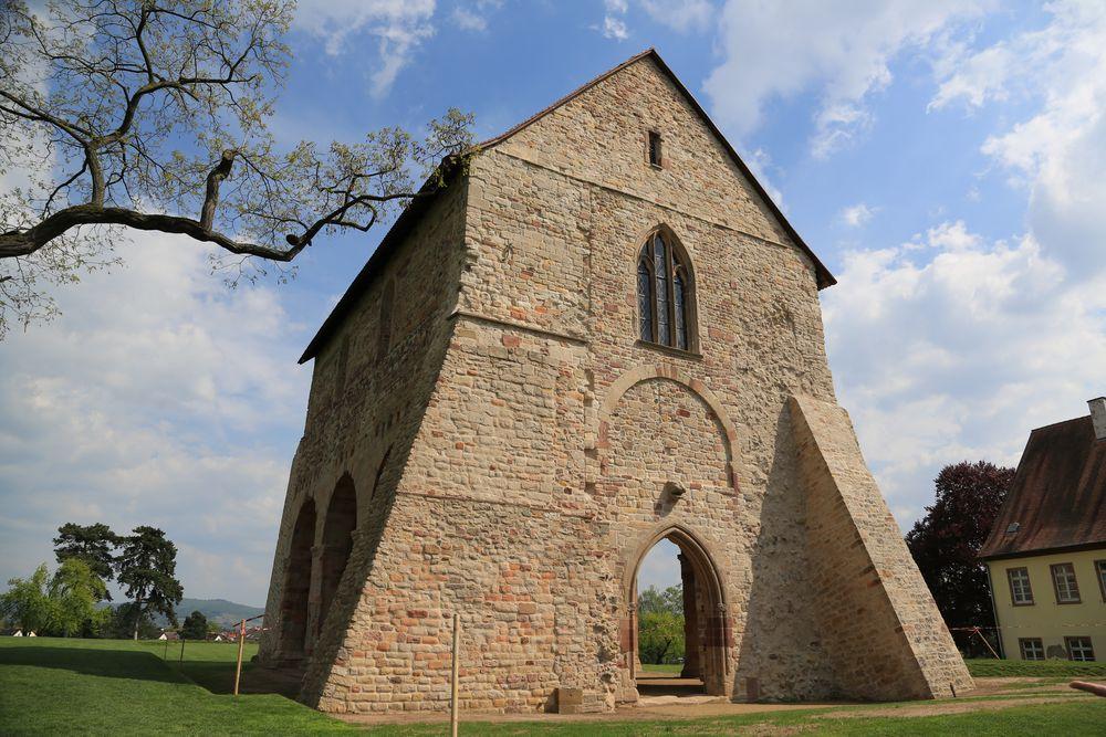 Kloster Lorsch Foto & Bild   deutschland, europe, lorsch ...