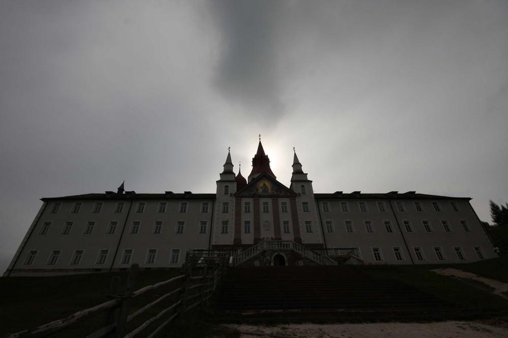 Kloster Maria Weisenstein in Südtirol