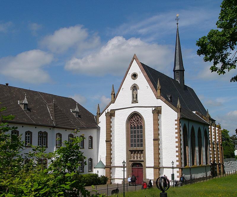 Kloster MARIAWALD in der Eifel/Heimbach