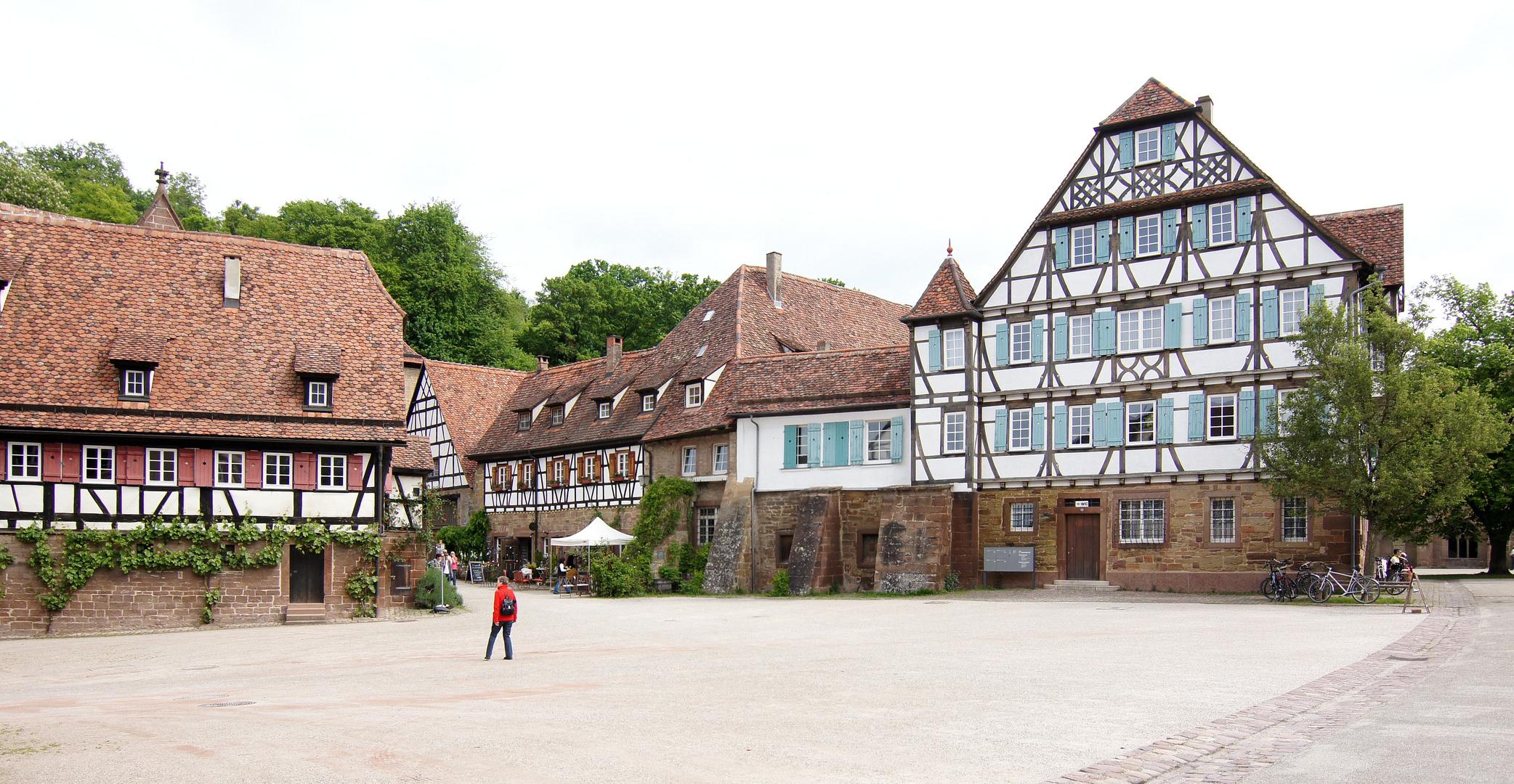 Kloster Maulbronn - Aussenbereich