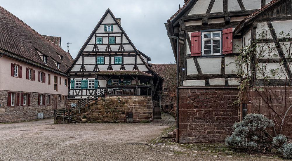 Kloster Maulbronn - Haberkasten
