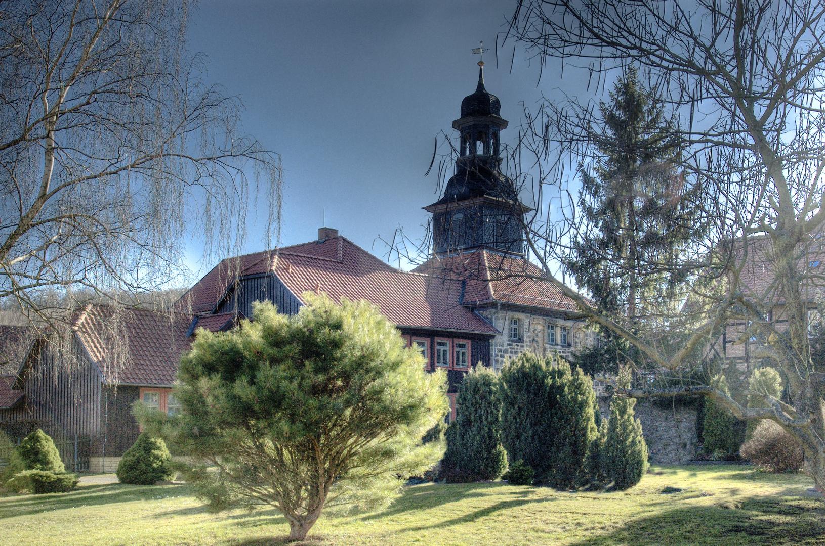 Kloster Michaelstein im Harz